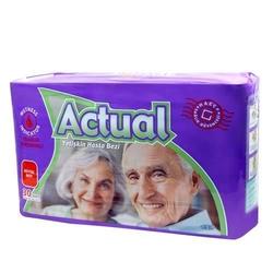 Actual - Actual Yetişkin Hasta Bezi Large-30adet