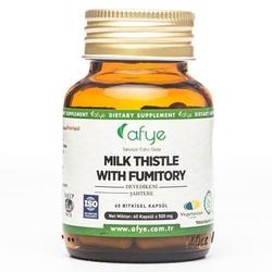 Afye - Afye Milk Thistle with Fumitory 60 kapsül