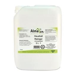 Almawin - Almawin Organik Elde Bulaşık Yıkama Sıvısı - Limon Kokulu 5lt