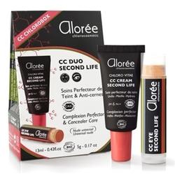 Aloree - Aloree CC Cream Second Life 13ml + CC Eye Second Lıfe Concealer 5g
