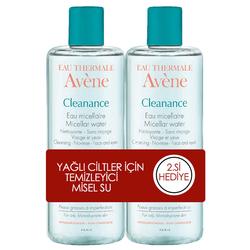 Avene - Avene Cleanance Miseller Su 400 ml | 2.Si HEDİYE