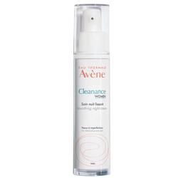Avene - Avene Cleanance Woman Akneye Eğilimli Ciltler İçin Gece Bakım Kremi 30 ml