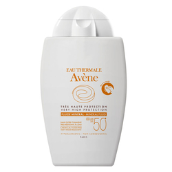 Avene - Avene Mineral Sıvı Güneş Kremi SPF 50+ 40 ml