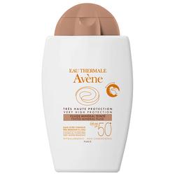 Avene - Avene Fluide Mineral Güneş Koruyucu Renkli Krem Spf50 40 ml