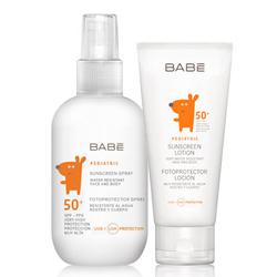 Babe - Babe Pediatri Güneş Koruyucu Set