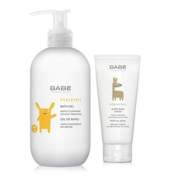 Babe - Babe Pediatric Banyo Bakım Seti