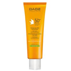 Babe - Babe Spf50 Yüz İçin Yağsız Güneş Kremi 50 ml