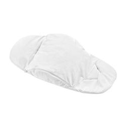 BabyJem - BabyJem Ana Kucağı Havlu Bel Desteği Beyaz