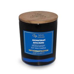 Bade Natural - Bade Natural Aromaterapi Saf Konsantre Soya Mumu 140 g