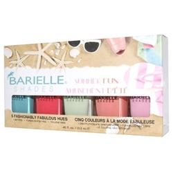 Barielle - Barielle Summer Fun Oje Seti 5 Adet