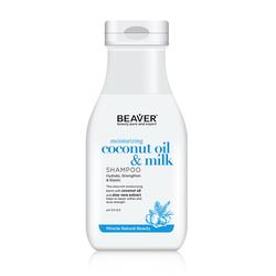 Beaver - Beaver Coconut Oil Milk Moisturizing Şampuan 350 ml