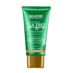Beaver - Beaver Tea Tree Saç Bakım Kremi 40 ml