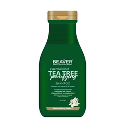 Beaver - Beaver Tea Tree Şampuan 60 ml