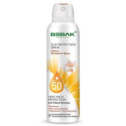 Bebak - Bebak SPF 50+ Güneş Koruyucu Sprey 150 ml