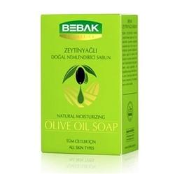 Bebak - Bebak Zeytinyağlı Doğal Nemlendirici Sabun 125gr