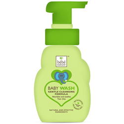 Bebe Nature - Bebe Nature Baby Wash Gentle Cleansing Formula 260 ml