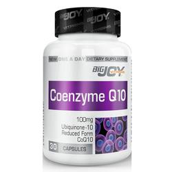 Bigjoy Vitamins - Bigjoy Coenzyme Q10 30 Kapsül