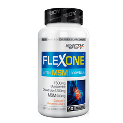 Bigjoy Vitamins - Bigjoy Vitamins Flexone 90 Tablet