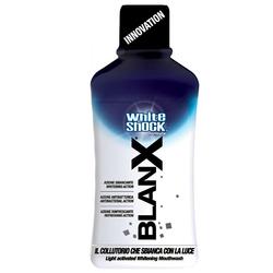 Blanx - Blanx White Shock Formula Ağız Çalkalama Suyu 500 ml