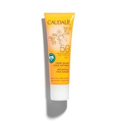 Caudalie - Caudalie Anti Wrinkle Suncare SPF 50 Yüz Bakım Kremi 25 ml