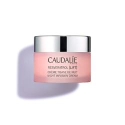 Caudalie - Caudalie Resveratrol Lift Sıkılaştırıcı ve Yaşlanma Karşıtı Gece Bakım Kremi 25 ml