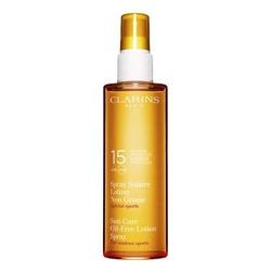 Clarins - Clarins Sun Care Oil Free Lotion Spray UVB-UVA15 150ml