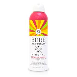 Coola - Coola Bare Republic Mineral Citrus Cooler Sunscreen Spray SPF 30 177 ml