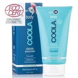 Coola - Coola Classic Body Spf30 Unscented 148ml