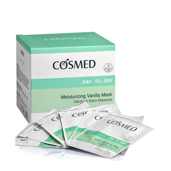 Cosmed - Cosmed Day To Day Vanilyalı Nem Maskesi 5ml x20 Adet