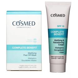 Cosmed - Cosmed Yağlanma ve Parlama Karşıtı Bakım Seti