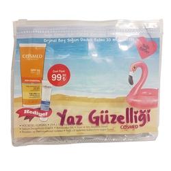 Cosmed - Cosmed Yağlı-Akneye Eğilim Gösteren Ciltler İçin Güneş Kremi Spf50 50ml - Yoğun Dudak Balmı HEDİYE!