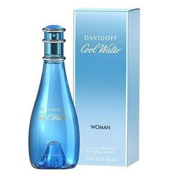 Davidoff - Davidoff Cool Water EDT Woman 100ml