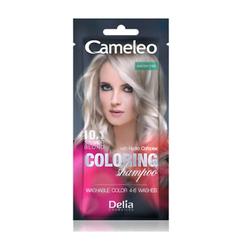 Delia Cosmetics - Delia Cosmetics Coloring Renk Canlandırıcı Şampuan 10.1 Silver Blond 40 ml