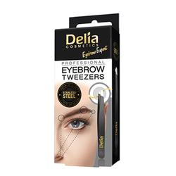 Delia Cosmetics - Delia Eyebrow Expert Tweezers