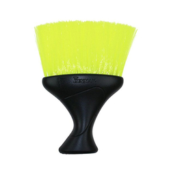 Denman - Denman Punk Neck Duster - Yellow Bristle D78BLKY