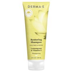 Derma E - Derma E Volume & Shine Restoring Shampoo 236ml