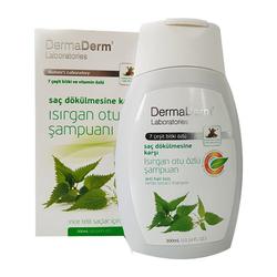 DermaDerm - DermaDerm Isırgan Otu Şampuanı 300 ml