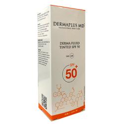 DermaPlus Md - Dermaplus Derma Fluid Tinted Spf50 75 ml