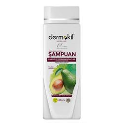 Dermokil - Dermokil Doğal Avokado Özlü Şampuan 400 ml