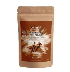 Dermokil - Dermokil Natural Skin Tarçın ve Kil Toz Peeling 200 ml