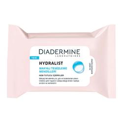 Diadermine - Diadermine Hydralist Makyaj Temizleme Mendilleri 25 Adet