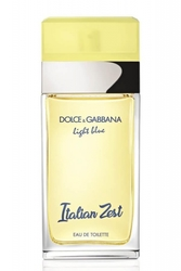Dolce&Gabbana - Dolce Gabbana Light Blue Italian Zest EDT 100 ml Kadın Parfüm