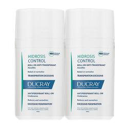 Ducray - Ducray Hidrosis Control Anti Transpirant Roll On 2x40 ml