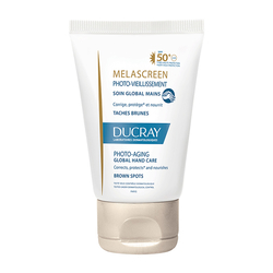 Ducray - Ducray Melascreen Photo-Aging Spf50 Global Hand Care 50 ml