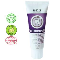 Eco Cosmetics - Eco cosmetics Çörek Otu Özlü Organik Sertifikalı Diş Macunu 75 ml