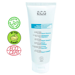 Eco Cosmetics - Eco cosmetics Organik Mersin Ağacı ve G.Biloba Özlü Onarıcı Şampuan 200 ml