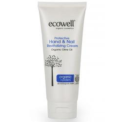 Ecowell - Ecowell Organik El ve Tırnak Bakım Kremi 100 ml