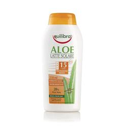 Equilibra - Equilibra Aloe Sun Spf 15 Sunscreen Milk 250 ml
