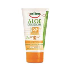 Equilibra - Equilibra Aloe Sun Spf 50 Güneş Kremi 150 ml