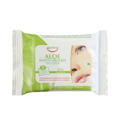 Equilibra - Equilibra Aloe Wipes Make Up Remover 10 Pack